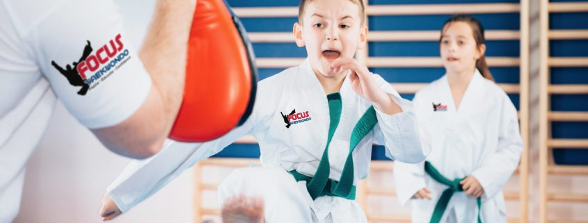 Junior Focus Taekwondo Halifax