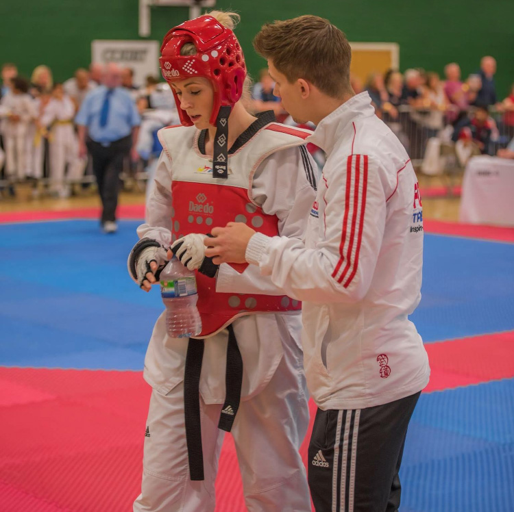 Terri Taekwondo Competition